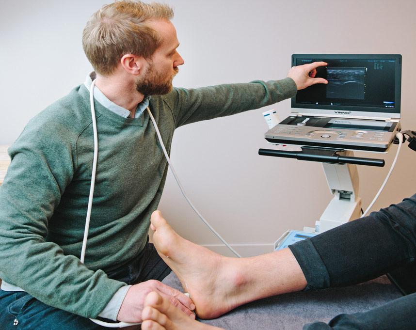 echografie behandeling
